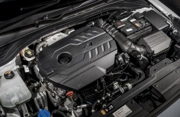 Hyundai i30 N Performance, 2017, engine