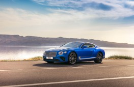 Bentley Continental GT, front