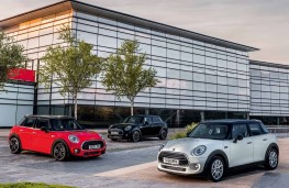 New 2019 MINI range
