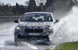 New BMW 1 Series makes a splash