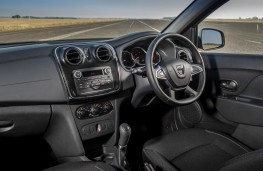 Dacia Logan MCV, interior
