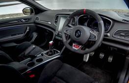 Renault Megane R.S. 280, interior