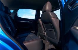 MGZS, 2020, rear seats
