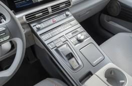 Hyundai Nexo, 2018, centre console