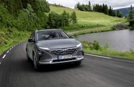 Hyundai Nexo, 2018, front