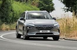 Hyundai Nexo, 2019, front
