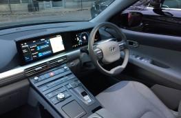 Hyundai Nexo, 2018, interior