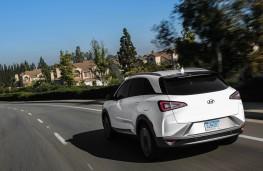 Hyundai Nexo, rear