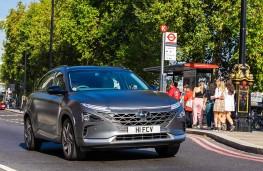 Hyundai Nexo, 2018, front, action