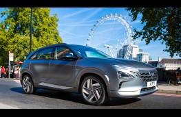 Hyundai Nexo, 2018, front, static