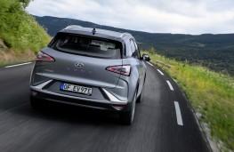 Hyundai Nexo, 2018, rear