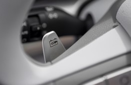 Hyundai Nexo, 2018, regenerative braking paddle