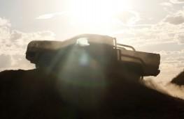 Ford Ranger, 2021, side