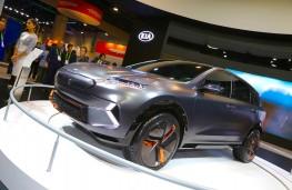 Kia Niro EV Concept, 2018, CES reveal