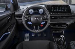 Hyundai i20 N, 2020, interior