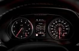 Hyundai i30 N Performance, 2017, instrument panel