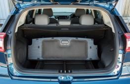 Kia Niro, First Edition, 2016, boot, underfloor storage