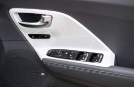 Kia Niro, First Edition, 2016, door trim