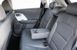 Kia Niro, First Edition, 2016, rear seats