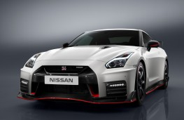 Nissan GT-R NISMO, 2016, front
