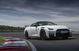 Nissan GT-R Nismo, 2019, front, static