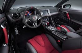 Nissan GT-R NISMO, 2016, interior