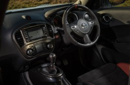 Nissan Juke Nismo, interior