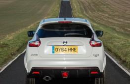 Nissan Juke Nismo, rear