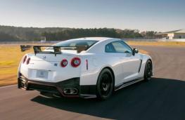 Nissan GT-R Nismo, rear