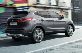 Nissan Qashqai N-Motion rear action