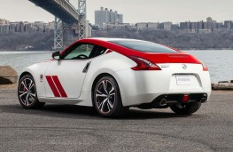 Nissan 350Z 50th Anniversary edition rear