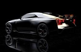 Nissan GT-R50 by Italdesign rear threequarter