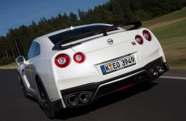 Nissan GT-R Track Edition rear