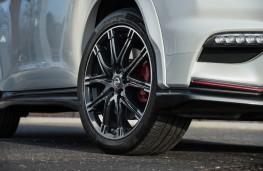 Nissan Juke Nismo RS, alloy wheel