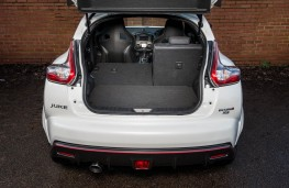 Nissan Juke Nismo RS, boot