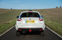 Nissan Juke Nismo RS, rear static