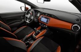 Nissan Micra 2017 cockpit