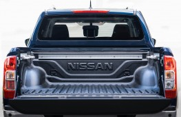 Nissan Navara Double Cab 2019 load area