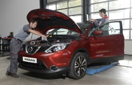 Nissan aftersales programme