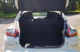 Nissan Juke Nismo RS, tailgate