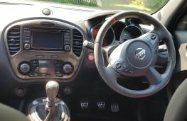 Nissan Juke Nismo RS, cabin