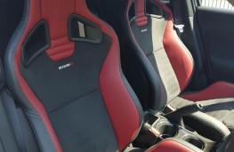 Nissan Juke Nismo RS, seats
