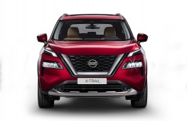 Nissan X-Trail, 2021, nose
