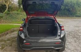 Nissan Juke 1.0 Tekna, boot