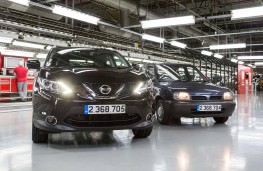 Nissan Qashqai, Sunderland factory production record