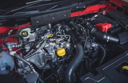 Nissan Juke, 2020, engine