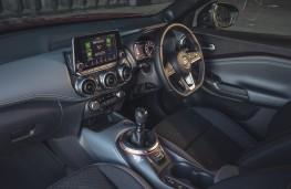 Nissan Juke, 2020, interior