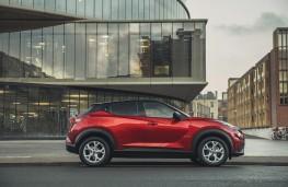 Nissan Juke, 2020, side