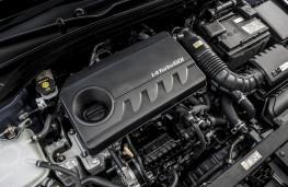 Hyundai i30 N Line, 2018, engine