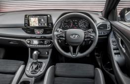 Hyundai i30 N Line, 2018, interior